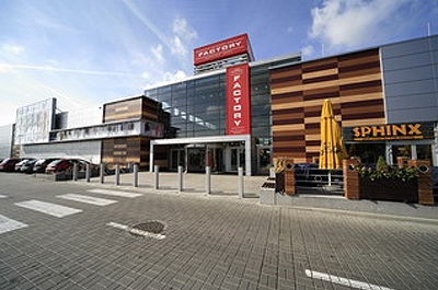 Factory Outlet Luboń